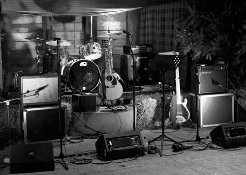Backline Requirements Callanish Celtic Band Scotland Uk